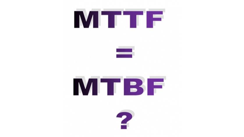 MTTF e MTBF