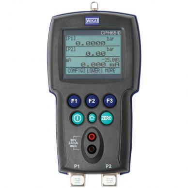 Calibratore di pressione portatile a sicurezza intrinseca CPH65I0