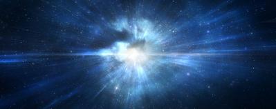 Beim Urknall entstand die Kraft in ihren vier fundamentalen Erscheinungsformen ©iStockphoto.com