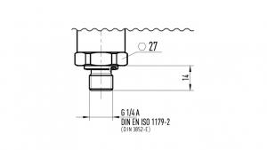 DIN 3852-E o DIN EN ISO 1179-2?