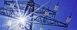 Linea elettrica alta tensione