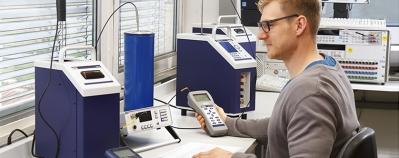 Taratura sonde di temperatura (es. termocoppie)
