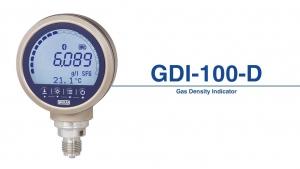 GDI-100-D: indicatore digitale della densità del gas SF6, ad alta accuratezza e trasmissione dati Bluetooth