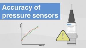 Precisione dei sensori di pressione: attenzione a questi 3 errori