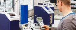 Calibratore di temperatura a secco