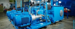 Monitoraggio del filtro per centraline idrauliche