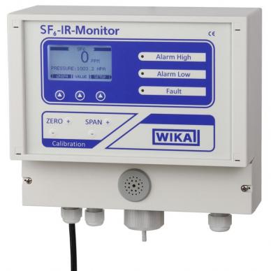 Misuratore emissioni di gas SF6, GA35