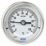 Termometro bimetallico modello TG54