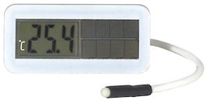 Termometro solare digitale Modello TF-LCD