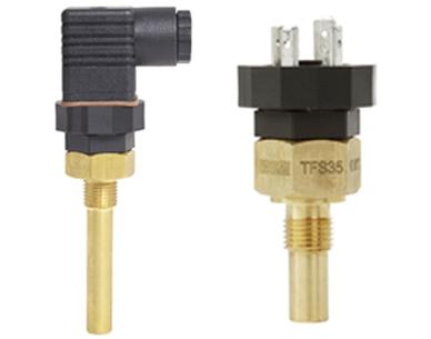 Bimetal temperature switch TFS35